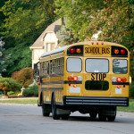 driver safety and school buses