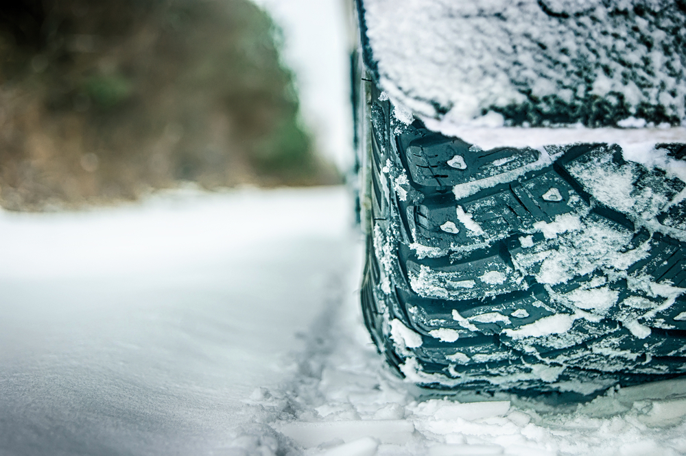 The Ins & Outs of Snow Tires