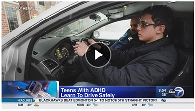 learning to drive with adhd
