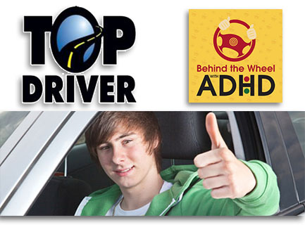 adhd behind the wheel