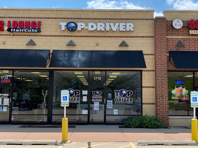 top driver storefront