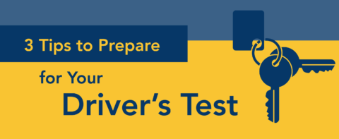 prepare for driver's test
