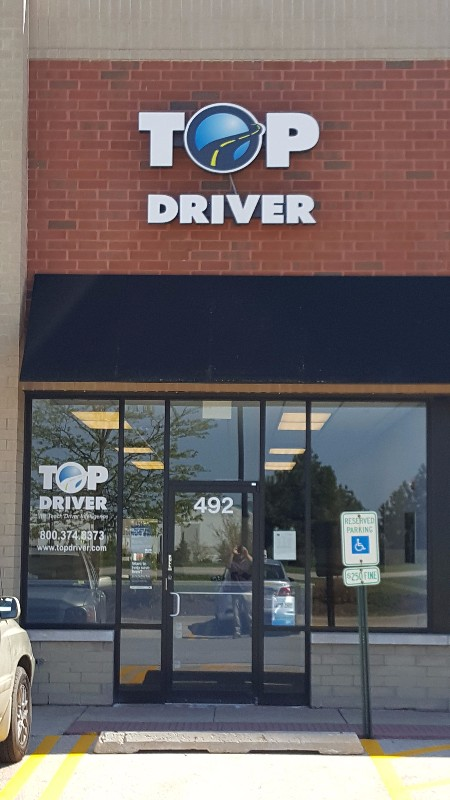Outside of Top Driver Location