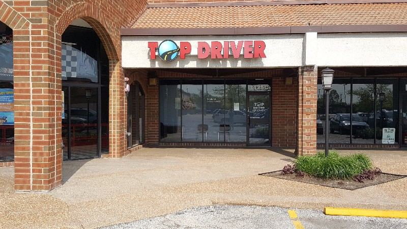 Lombard, IL Top Driver Location, front of building