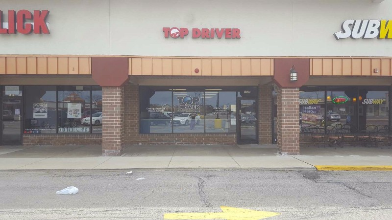 Libertyville, IL Top Driver Location, front of building