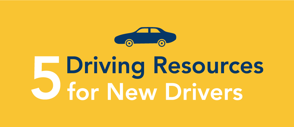 5 driving resources for new drivers.