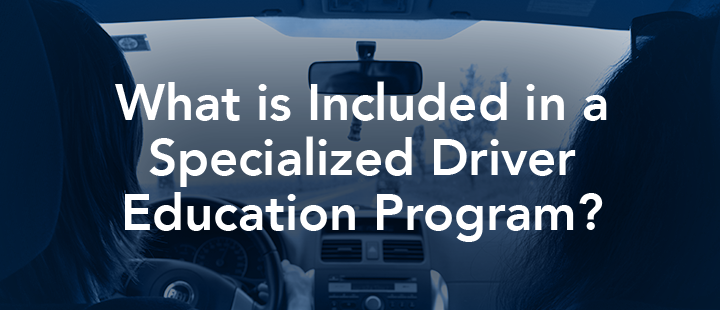 What is a specialized driver education program?