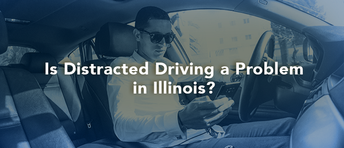 blog header is distracted driving a problem